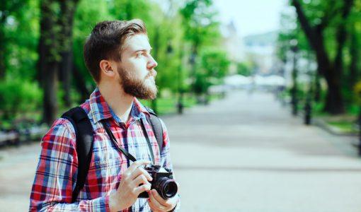 Fotojournalister fotar mest människor